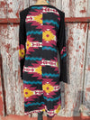 Aztec Long Sleeve Dress - Ropes and Rhinestones