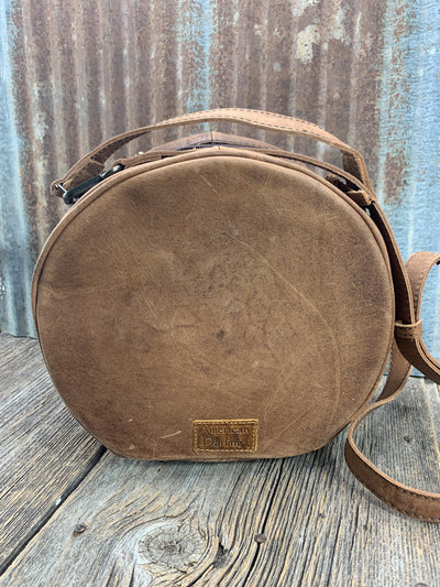 Canteen Cowhide Purse