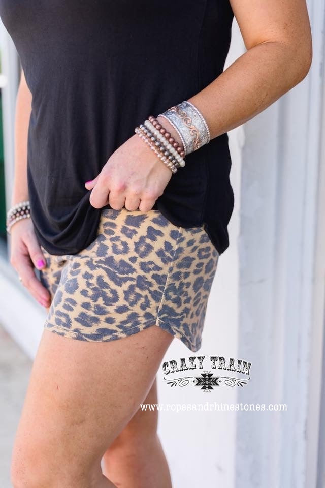 Loco Leopard Board Shorts