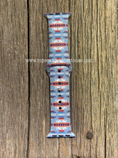 Apple Watch Band Western Style - Ropes and Rhinestones