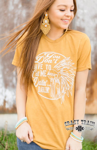 Honey Darlin Tee