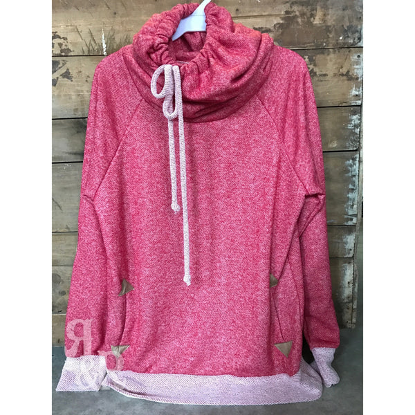 Western Pocket Hoodie - Ropes and Rhinestones