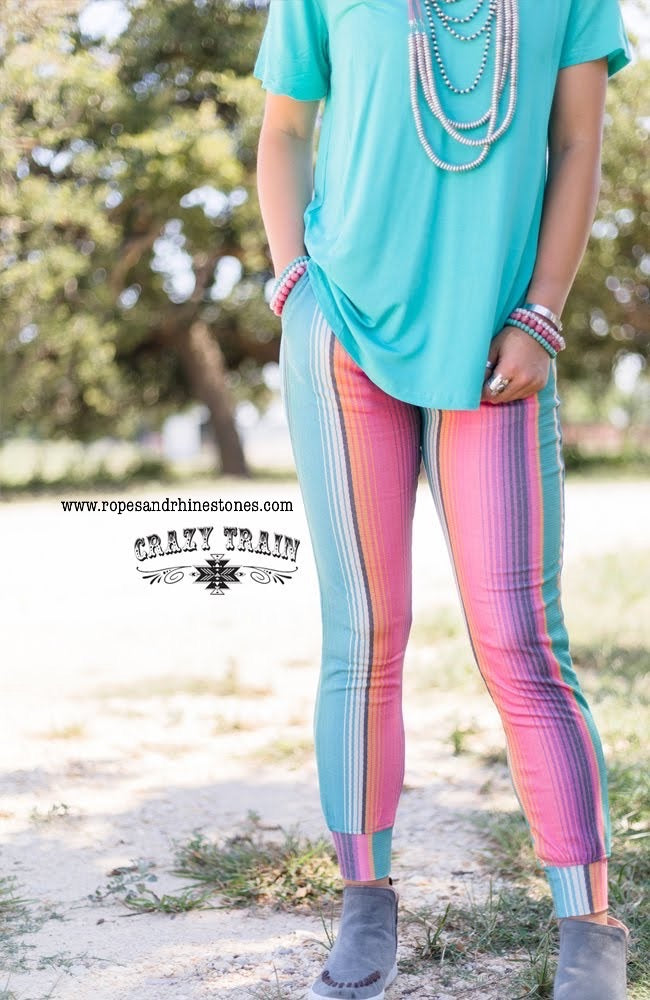 Top Dog Serape Jogger Pants