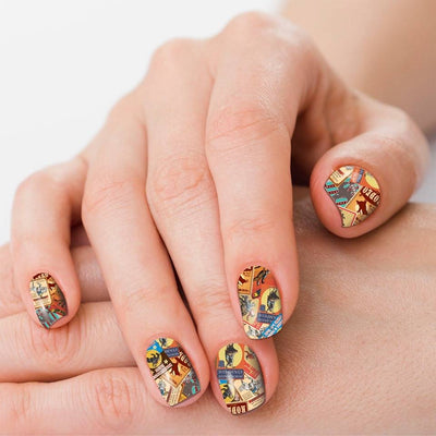 Rodeo Daze Nail Polish Strips
