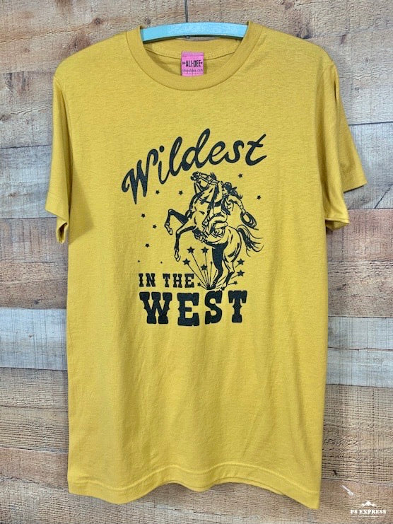 Wildest In The West Tee
