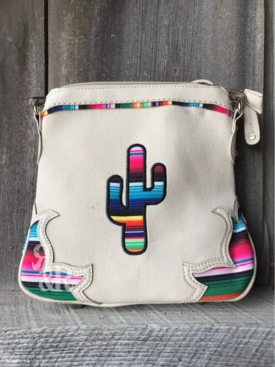 Serape Cross Body Purse