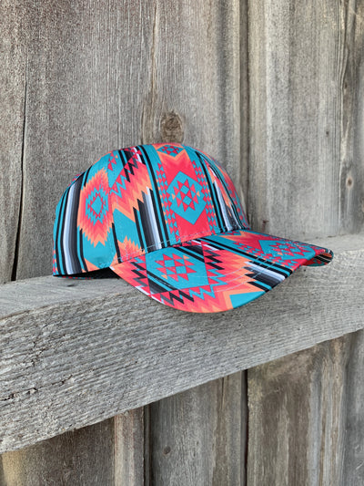 Brim Pickins Aztec Cap