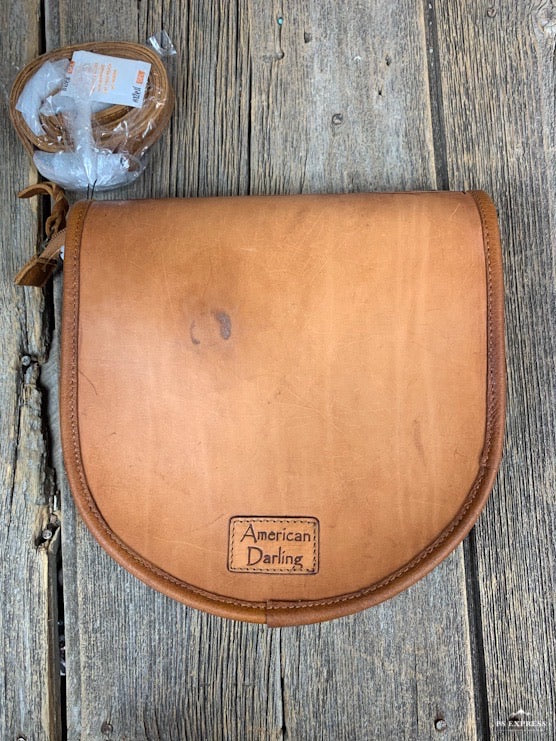 Saddle Bag Cross Body Purse