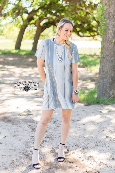 Drover Serape Pocket Dress