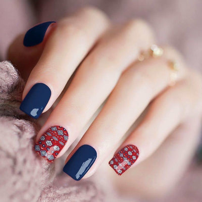 Stars & Stripes Nail Strips