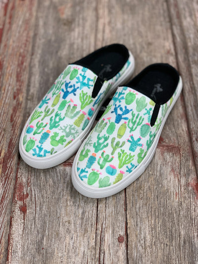 Cactus Slip On Shoes