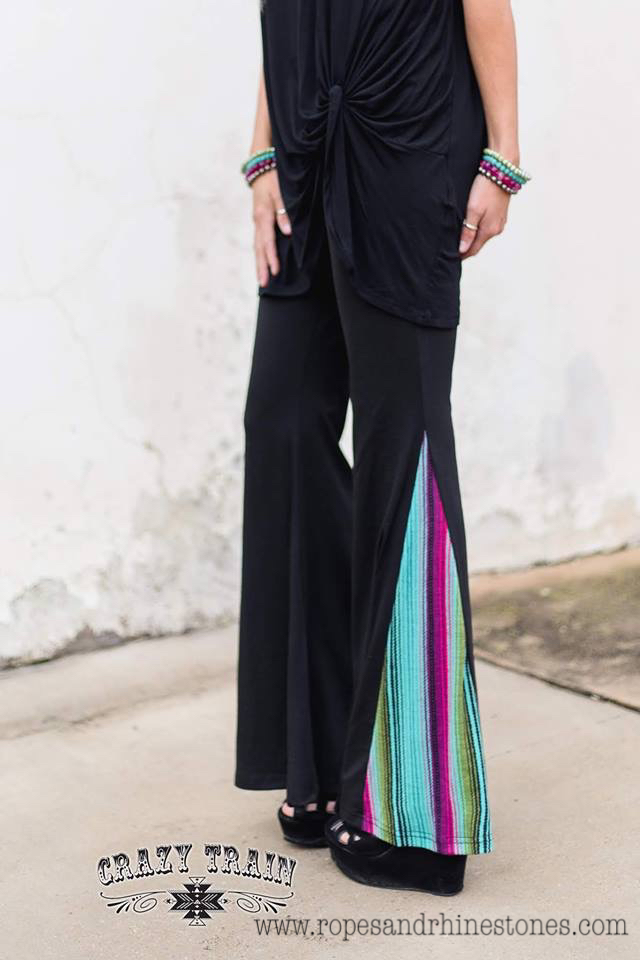 Boss Babe Flare Pants