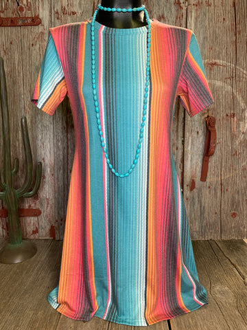 Sabado Serape Dress