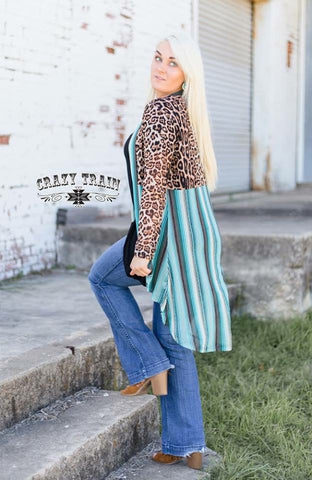 Carolina Cardigan - Ropes and Rhinestones
