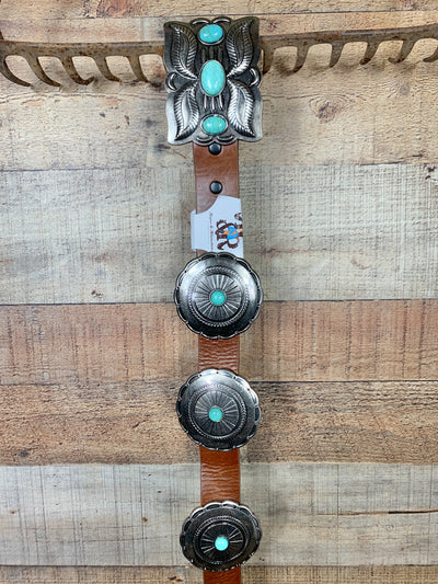 Concho Candy Belt