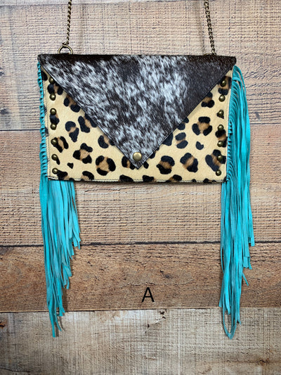 Cross Canadian Cowhide Crossbody