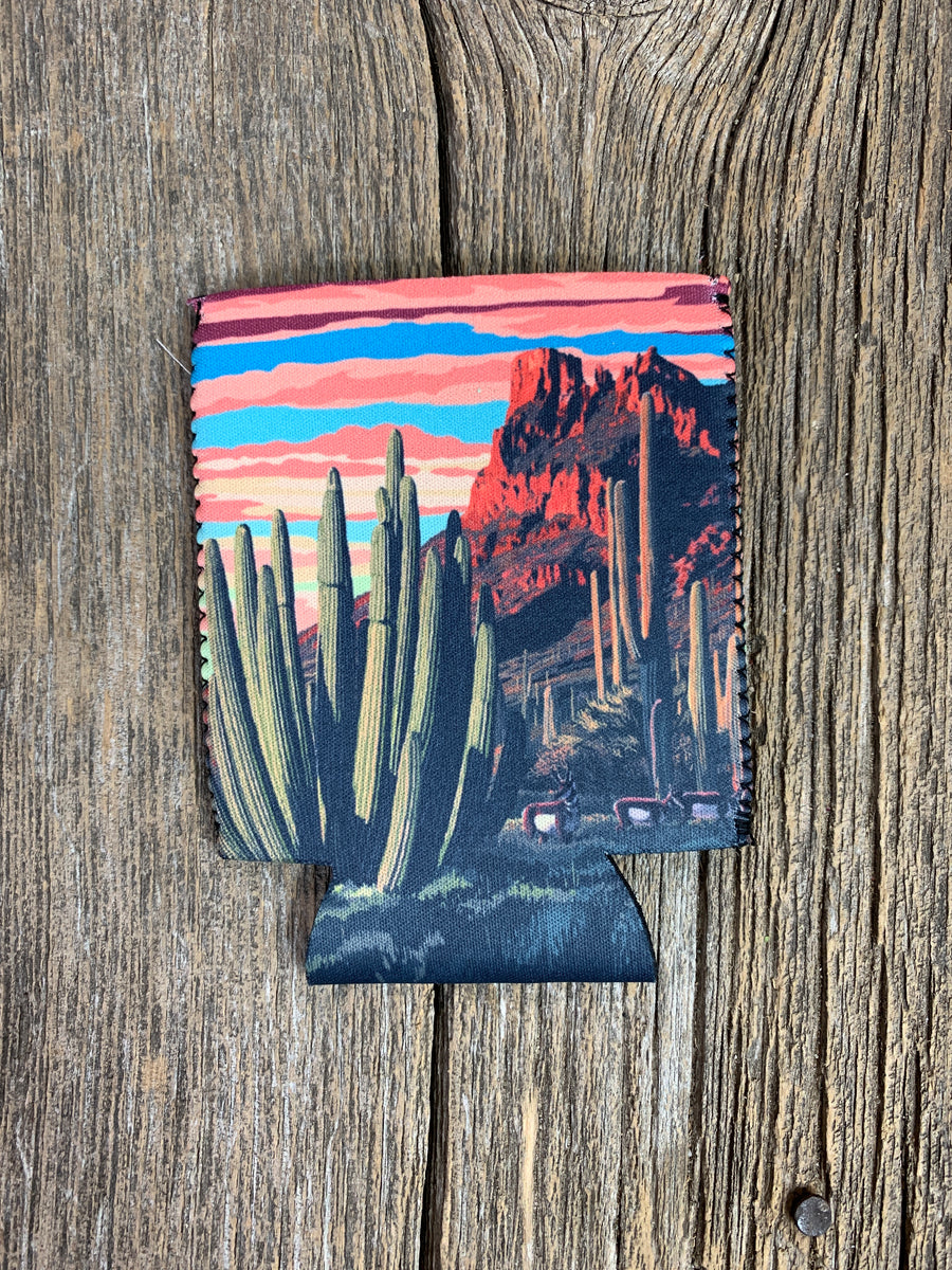 Cactus Sunset Drink Sleeve