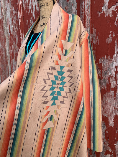 Native American Fringe Jacket