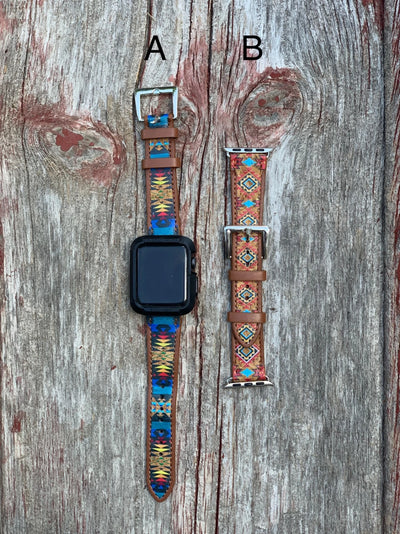 Aztec Apple Watch Band