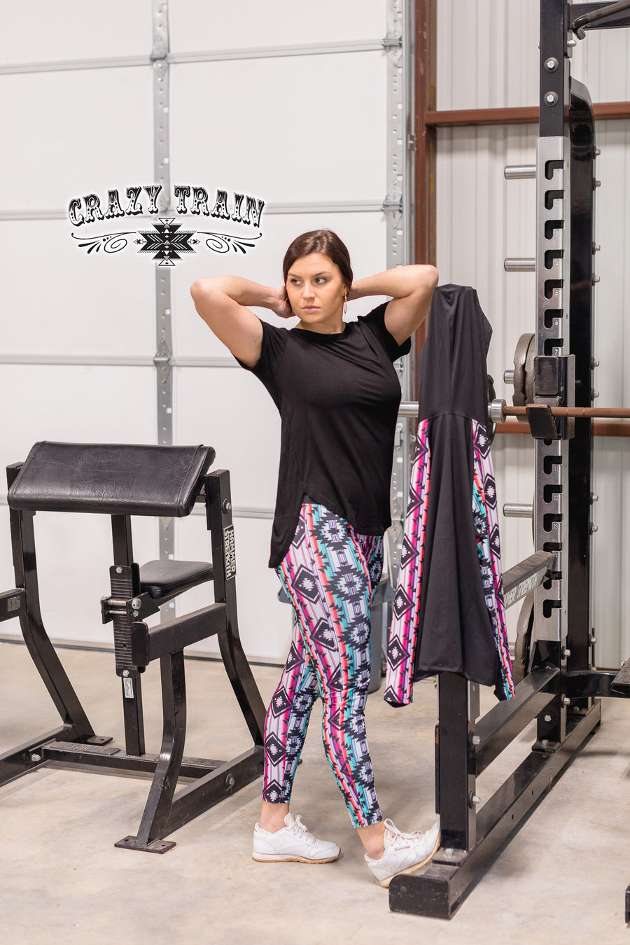 Rack and Roll Aztec Leggings