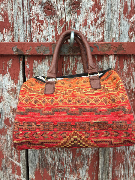 Aztec Doctor Bag - Ropes and Rhinestones