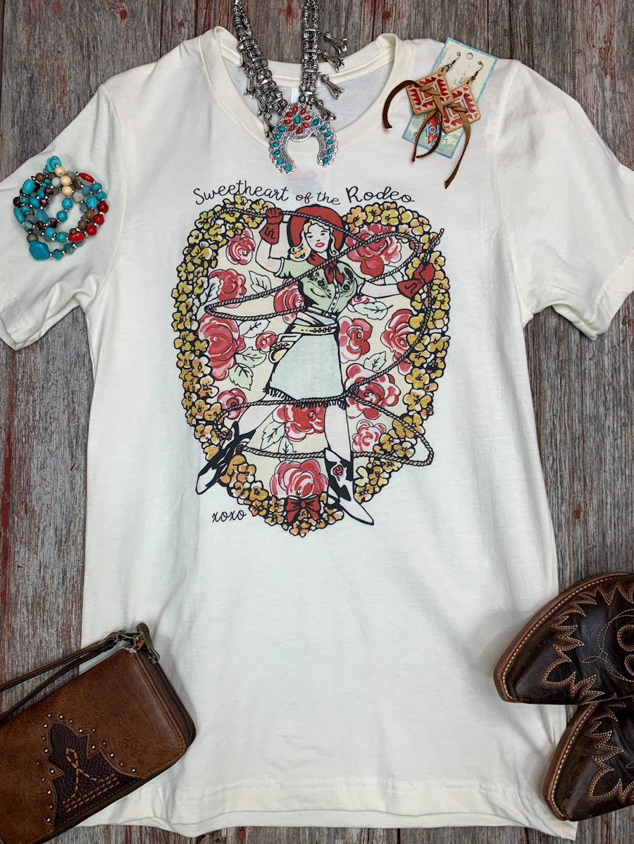 Sweetheart Of The Rodeo T Shirt