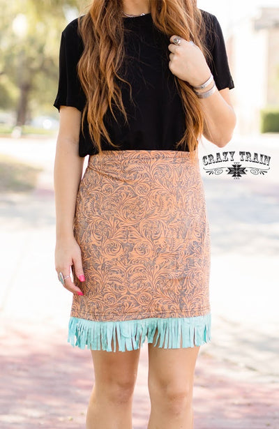 Rodeo Ready Skirt