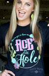 Ace In The Hole Tee - Ropes and Rhinestones