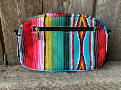 Serape Small Travel Cross Body Bag
