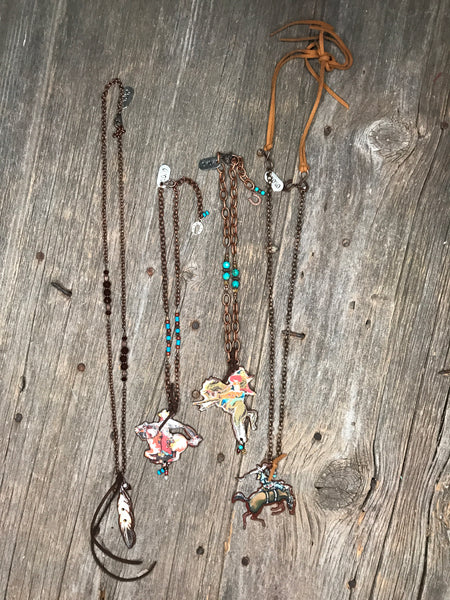 Wild West Necklaces