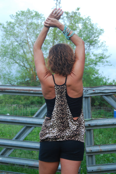 Double Trouble Tank Top - Ropes and Rhinestones