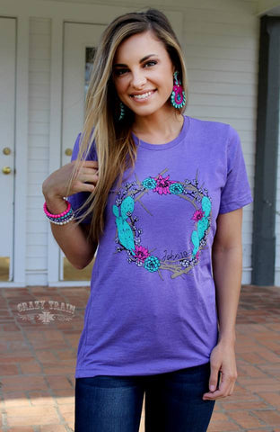 Purple Passion Tee