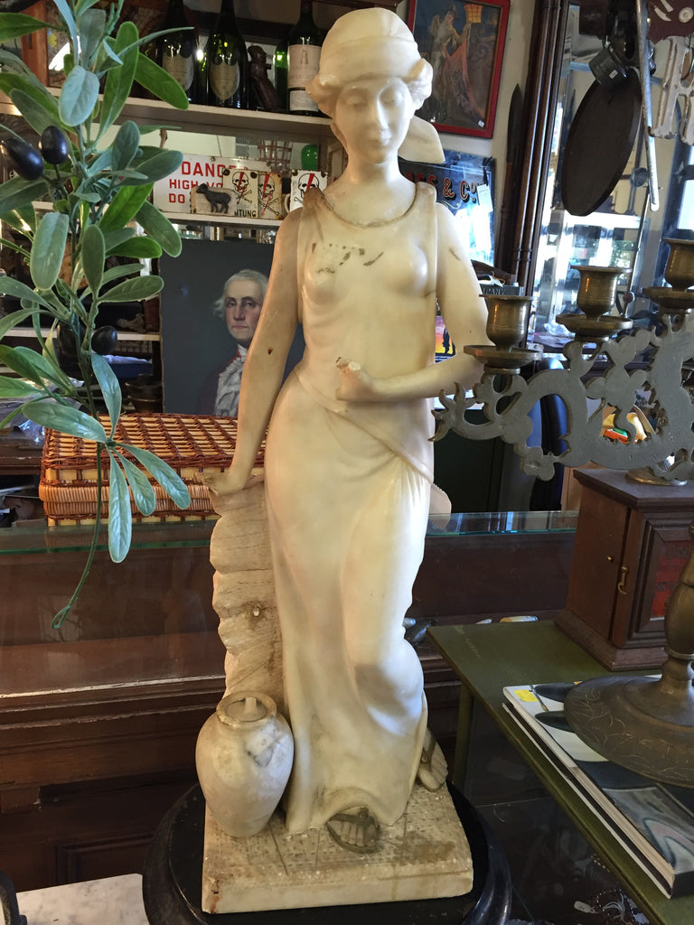 Marble Statue of Mary Magdalene SOLD