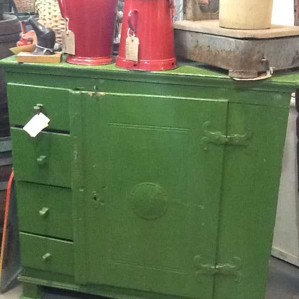 Rustic Hungarian Cabinet   SOLD
