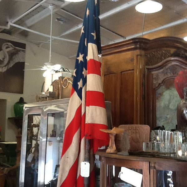 Civil War American Flag  SOLD