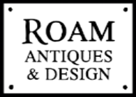 Roam Antiques & Design logo