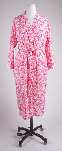 Pink Blossom Robe S/M