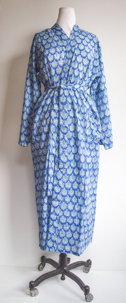 Royal Bluel Robe M/L