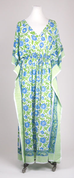 Passion Flower Kaftan