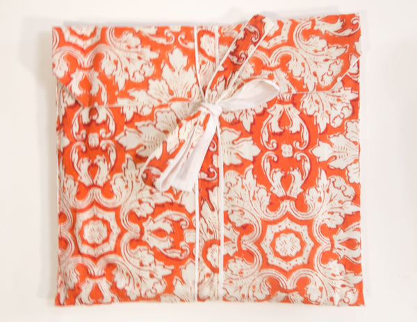 Orange Blossom Pajamas