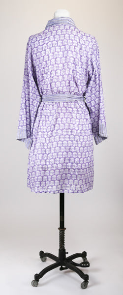 Short Purple Robe S/M