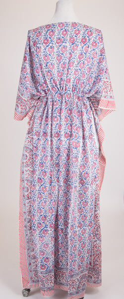 Red, White and Blue Kaftan