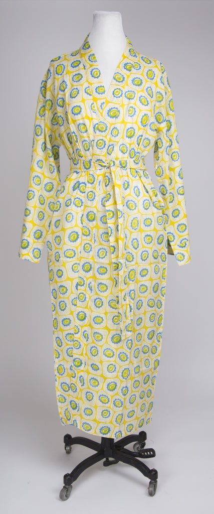 Sunshine Yellow Robe M/L