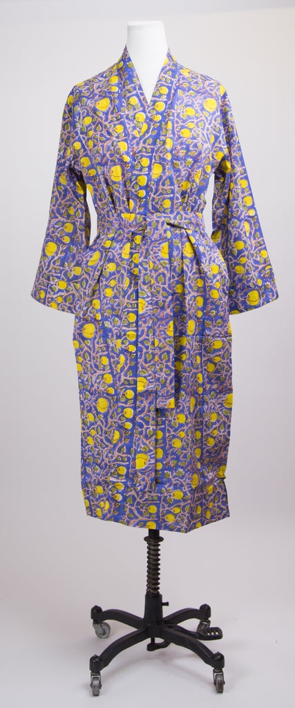 Lemon Tree Robe S/M