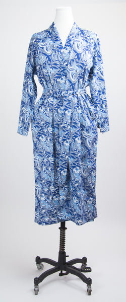 Grey and Blue Robe S/M