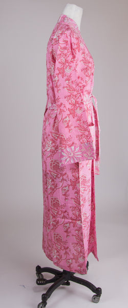Pink on Pink Robe L