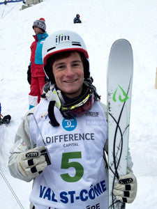 Matt Graham Ski & Snowboard Australia's Athlete of The Year