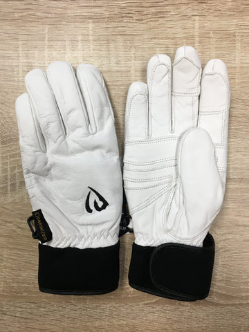ID one Crossride Leather Ski Gloves