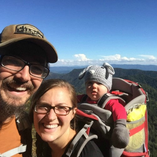 Wildway Crew Stories: Quirin Family (Thru-Hiking)
