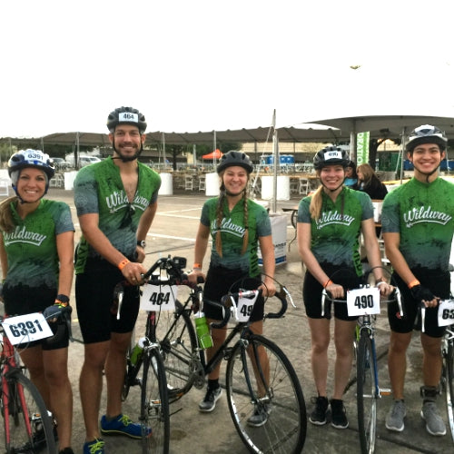 Team Wildway Does the BPMS150